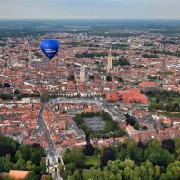 Bruges from Above!